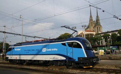 České dráhy chcą kupić cztery lokomotywy Siemens Taurus