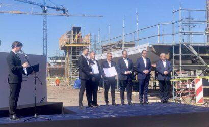 CPK z umową na prace przygotowawcze do budowy linii Warszawa – CPK – Łódź