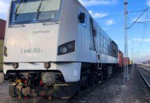 Lokomotywy spalinowe 311D ponownie we flocie Captrain Polska