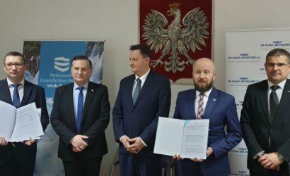 Współpraca PLK w ramach budowy nowego mostu w Kostrzynie