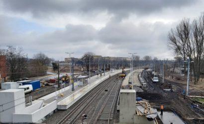 Trwa modernizacja linii z Zawiercia do Częstochowy warta 380 mln zł