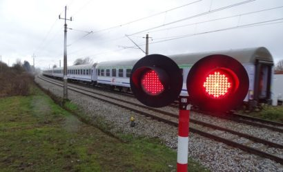 PLK zwiększyły bezpieczeństwo na 120 przejazdach Warmii i Mazur