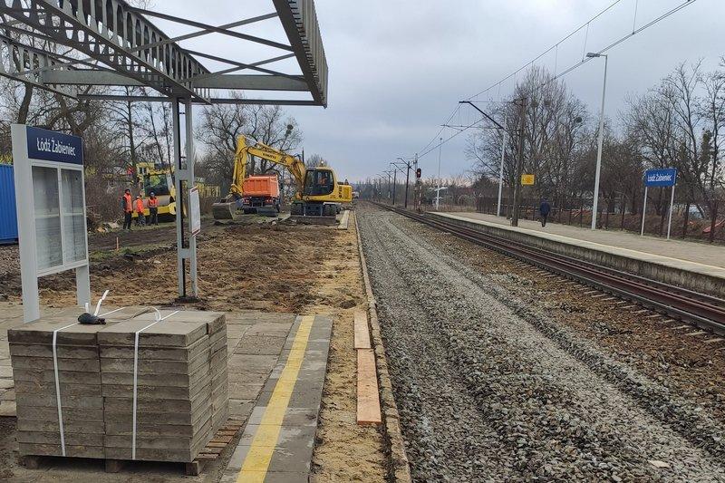 220 mln zł na modernizację odcinka Łódź Kaliska – Zgierz