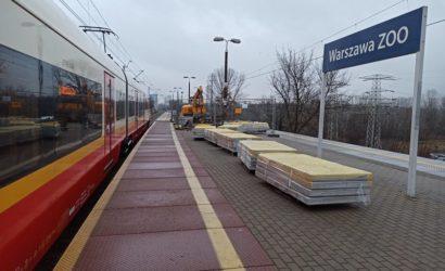 3 mln zł na poprawę warszawskich stacji i peronów