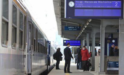 Od 15 marca korekta rozkładu jazdy pociągów