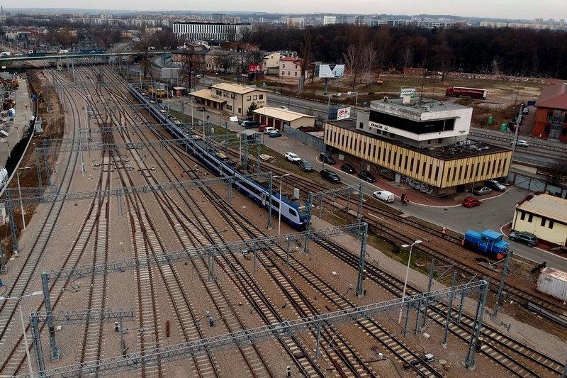 PLK przygotowują kolejny etapy rozwoju transportu kolejowego w Małopolsce