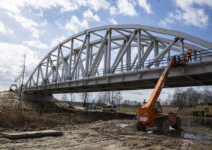PKP PLK chwalą się postępami modernizacji linii do Radomia