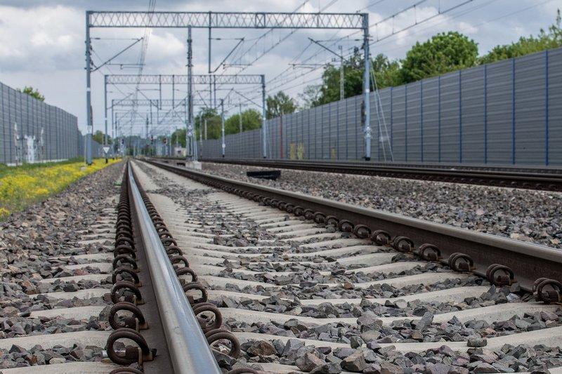 PKP PLK chcą wybudować dodatkowe tory z Warszawy do Legionowa