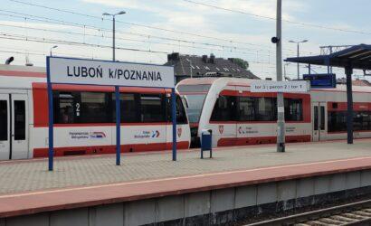 Jest umowa na modernizację linii między Wolsztynem a Drzymałowem