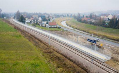 716 mln zł na modernizację linii kolejowych w Małopolsce