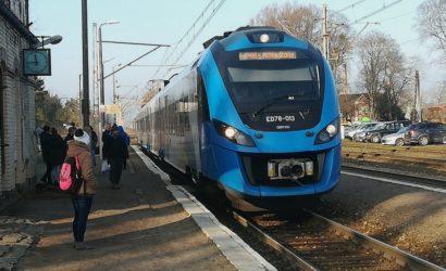1,4 mld zł na modernizację linii Szczecin – Poznań