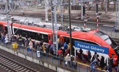 Nowe możliwości kolei w Poznaniu i aglomeracji poznańskiej