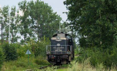 Grupa CTL chce wynająć trzy lokomotywy SM42