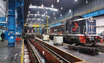 CTL Logistics będzie naprawiał lokomotywy Industrial Division