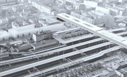 PKP S.A. podpisały umowy na opracowanie dokumentacji projektowej dworca Częstochowa Gł.