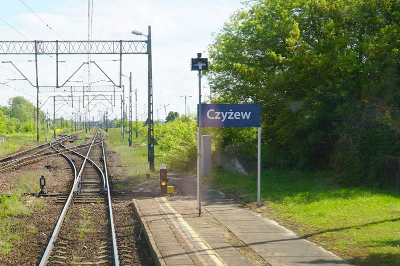 Rusza modernizacja odcinka Czyżew -Białystok