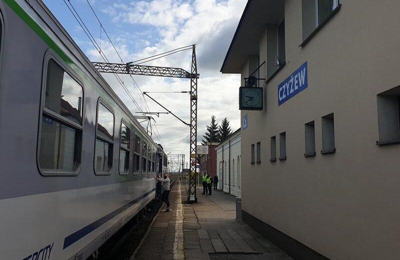 Ruszyła przebudowa Rail Baltica na odcinku Czyżew – Białystok