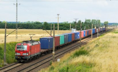 DB Cargo Polska uruchomiło regularne połączenie na trasie DCT Gdańsk – Kąty Wrocławskie