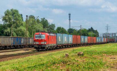 W czerwcu koleją przewieziono 19,8 mln ton