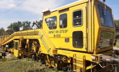 DB Cargo Polska sprzedaje podbijarkę torów i rozjazdów