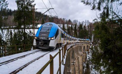 Koleje Śląskie informują o komunikacji zastępczej do Wisły