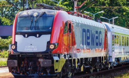 Tylko Newag chce dostarczyć lokomotywy wielosystemowe PKP Intercity