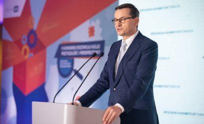 Premier M. Morawiecki: CPK będzie kołem napędowym polskiej gospodarki
