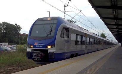 Kiedy pojedziemy nowymi składami FLIRT PKP Intercity?