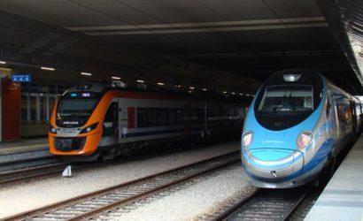 Tylko 17,7 mln pasażerów skorzystało z kolei w marcu
