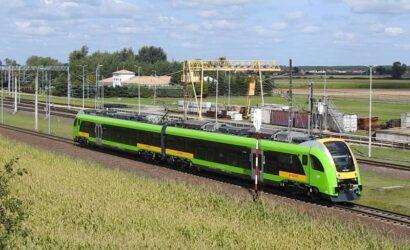 Elf.eu dla RegioJet rozpoczął testy w Żmigrodzie [GALERIA]