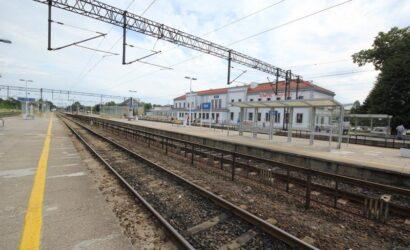 PLK ogłosiły przetarg na modernizację stacji Ełk