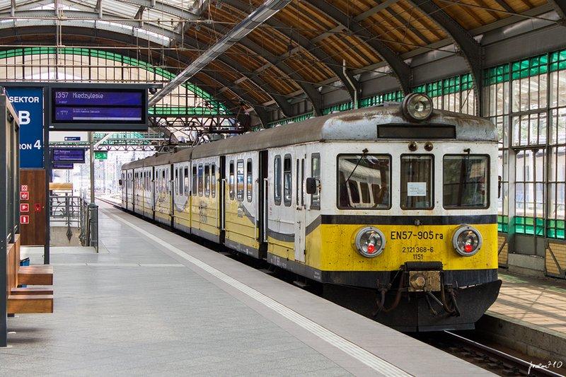 Dolnośląskie konsultuje rozkład jazdy pociągów 2020/2021