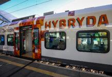 Zachodniopomorskie hybrydy wyjechały na tory z pasażerami