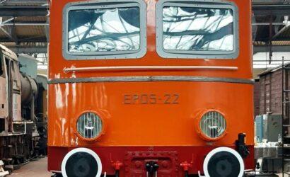 W piątek prezentacja odnowionej lokomotywy EP05-22