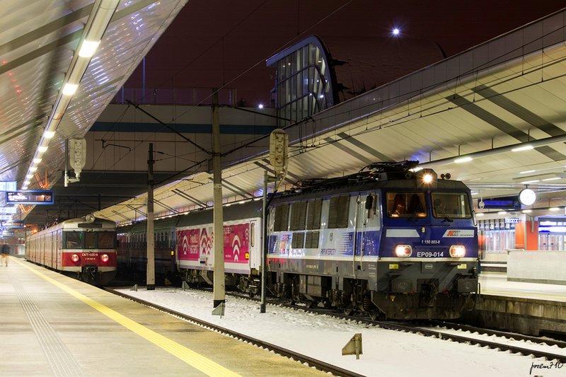 Honorowanie biletów PolRegio w pociągach PKP IC