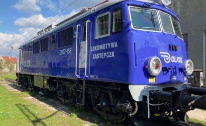 Lokomotywa zastępcza Olkolu przekazana PCC Intermodal