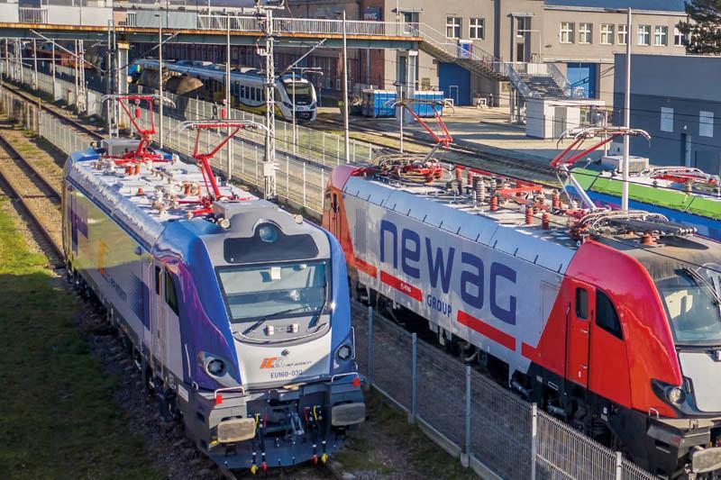 Newag zakończył dostawy 30 Griffinów dla PKP Intercity