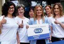 Fundacja Grupy PKP pomaga na Białorusi