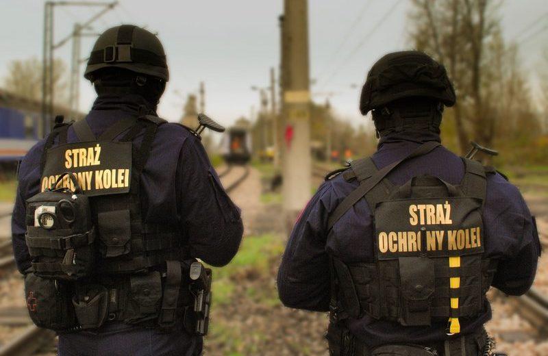 Zatrzymanie sprawcy napaści na funkcjonariuszy SOK
