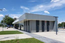 Nowy dworzec w Bielsku Podlaskim