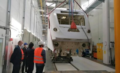 Trwa produkcja pociągów hybrydowych dla Pomorza Zachodniego