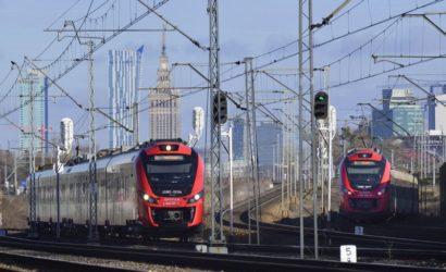 Newag wyprodukuje 21 nowych pojazdów dla SKM Warszawa