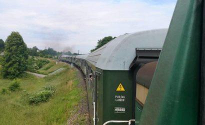 Pociągiem Lotos Kolej po Kaszubach
