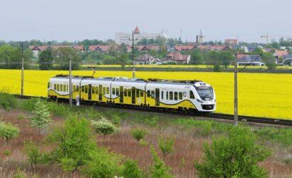 KD: aby rozwijać transport kolejowy w regionie postawiliśmy na pasażerów