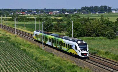 Pociągami Kolei Dolnośląskich do Świnoujścia i Zakopanego
