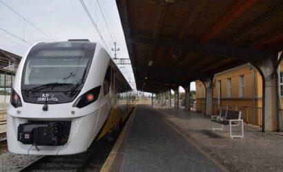 Koleje Dolnośląskie testują pociąg hybrydowy