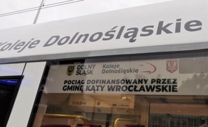 Współpraca Kolei Dolnośląskich i Kątów Wrocławskich