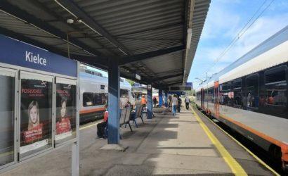 PKP PLK i UM Kielce podpisały porozumienie ws. przebudowy stacji kolejowej