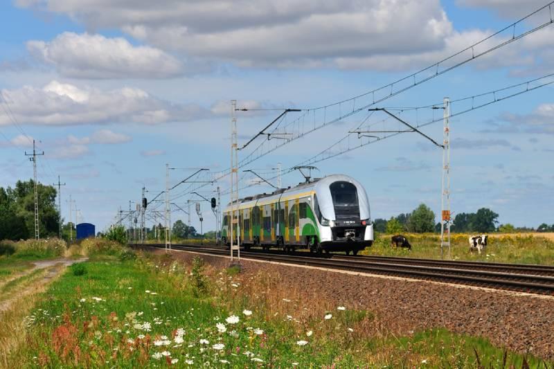 Koleje Mazowieckie chcą poznać wartości rynkowe swoich 37 pociągów