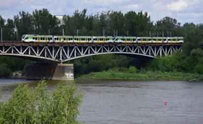 Wakacyjny rozkład jazdy pociągów Kolei Mazowieckich